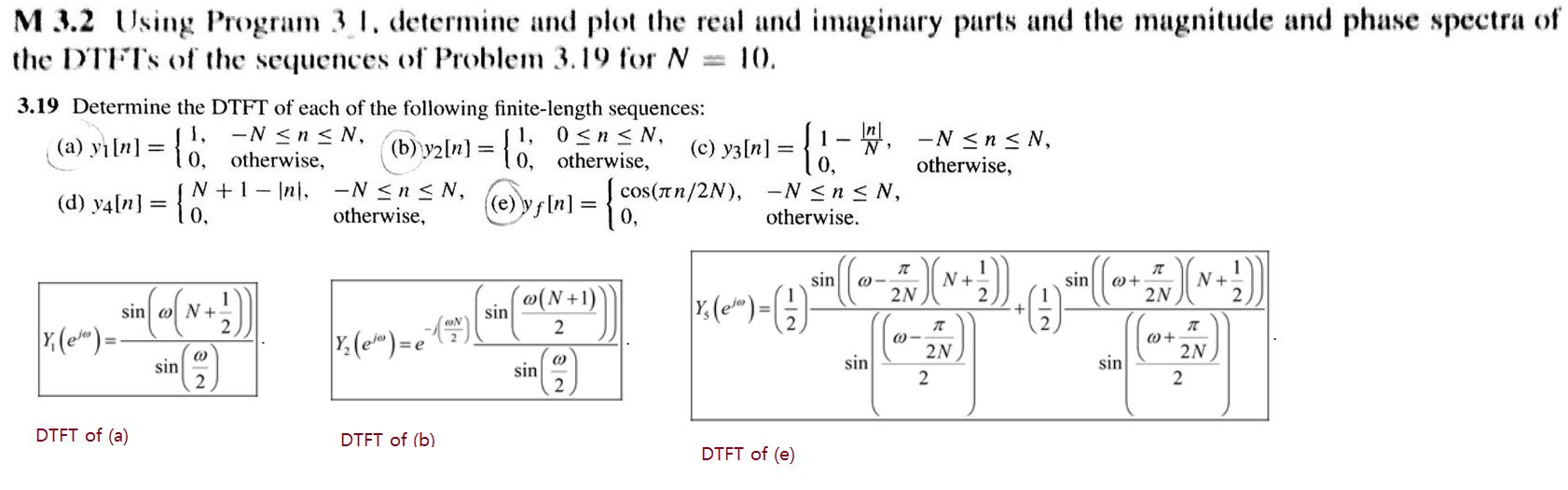 DTFT in matlab · GitHub