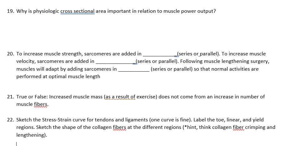 Anatomy and physiology archive february 11 2018 chegg why is physiologic crossctional area important in relation to muscle power output fandeluxe Image collections