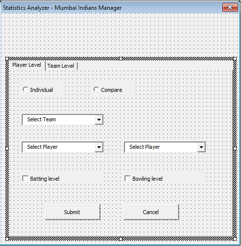 Solved: Please Help Me To Write A Visual Basic For Applica ...