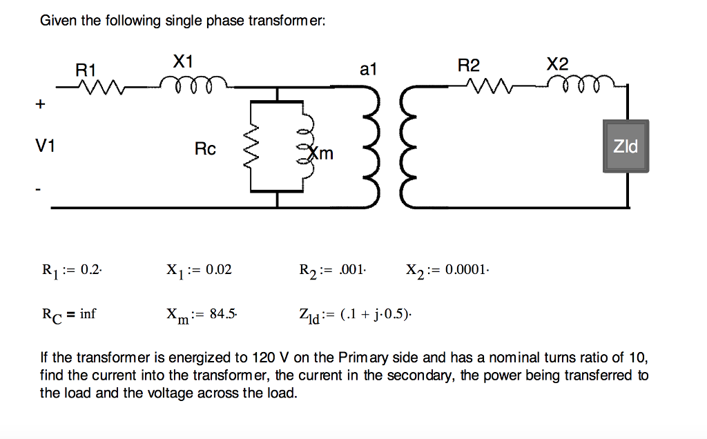 Solved Assuming 3 Of The Single Phase Transformers From P