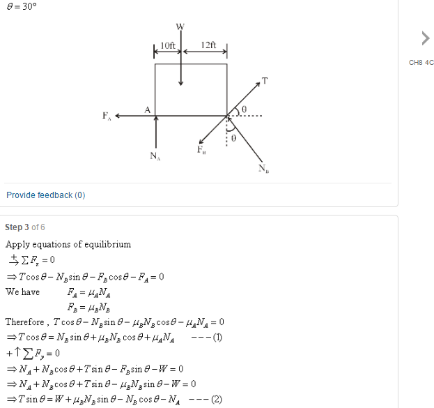 Solved: This Problem Is From Engineering Mechanics Statics
