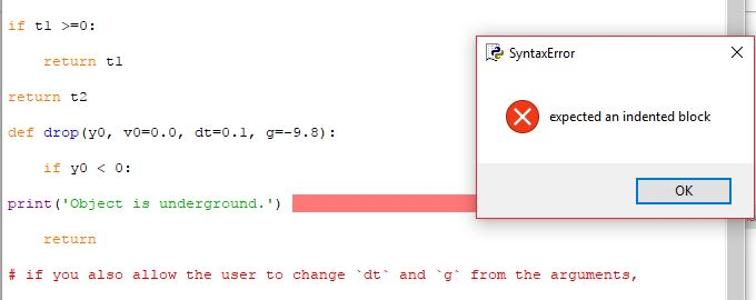 Solved: PYTHON HELP PLEASE!!! (Please Fix Code Below, I Am
