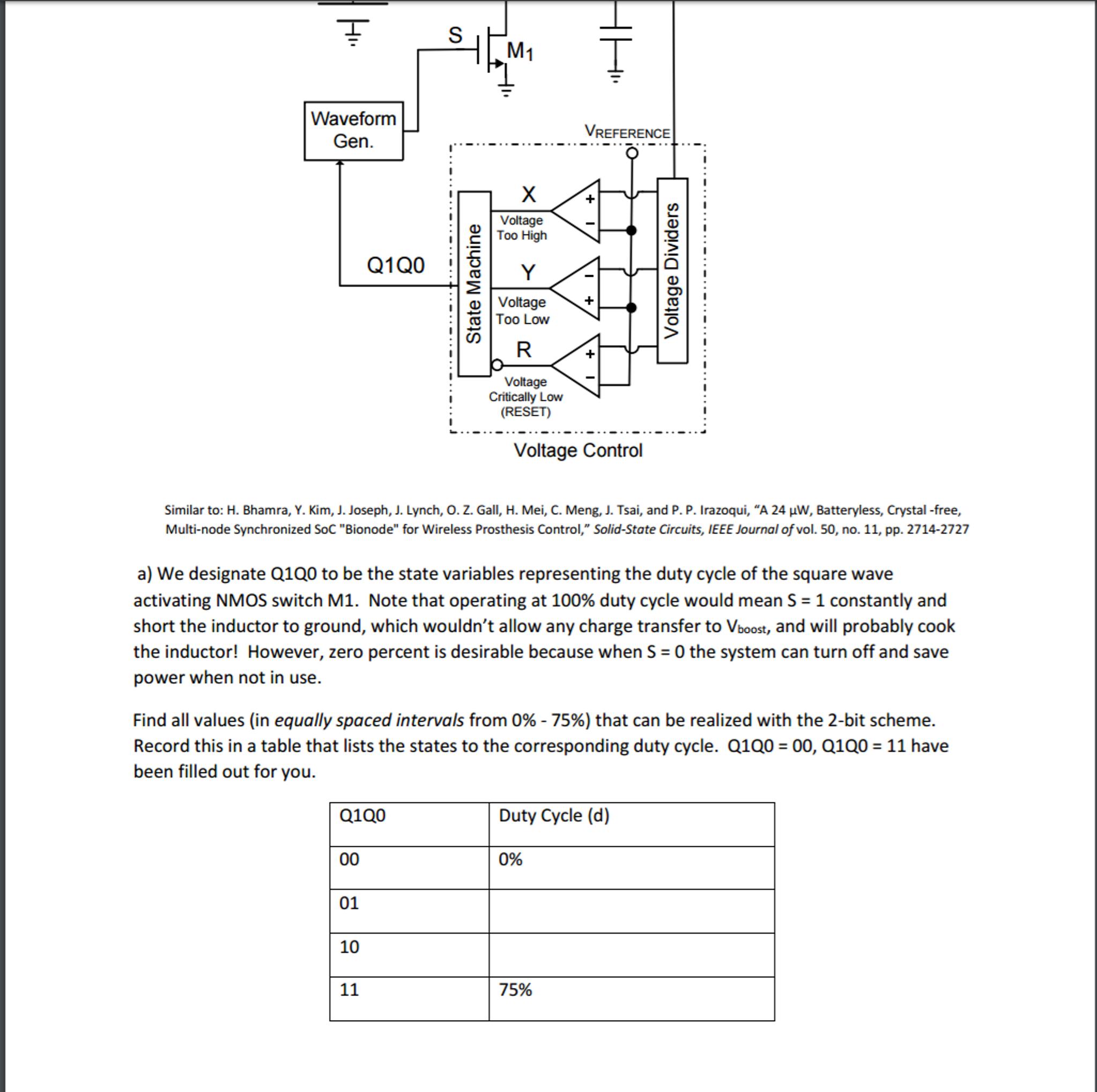 Solved: M1 Waveform VREFERENCE Gen I Voltage Too High Volt