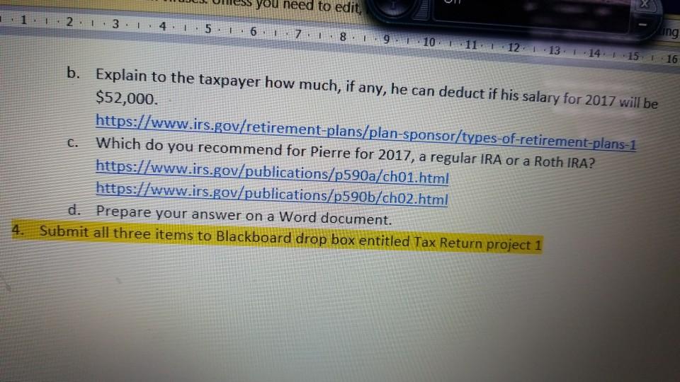 Uelit Wil Prepare A Us Tax Return Form 1040ez A Chegg