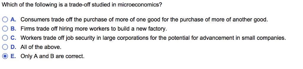 Solved In Example 13 What Economic Forces Explain Why T