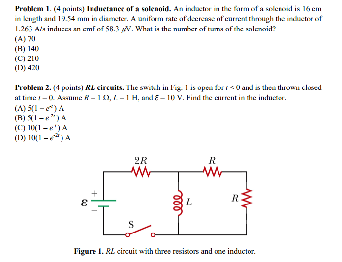 Solenoid A Circuit Wiring Diagram For Light Switch
