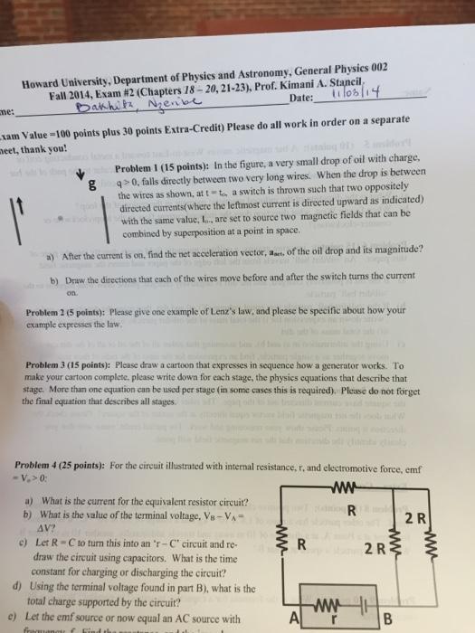 Physics Archive   November 03, 2014   Chegg.com