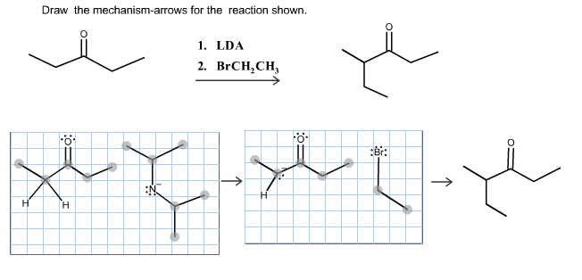 how to draw chemical mechanisms