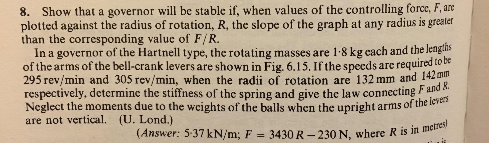 mechanics of machines hannah and stephens solution manual