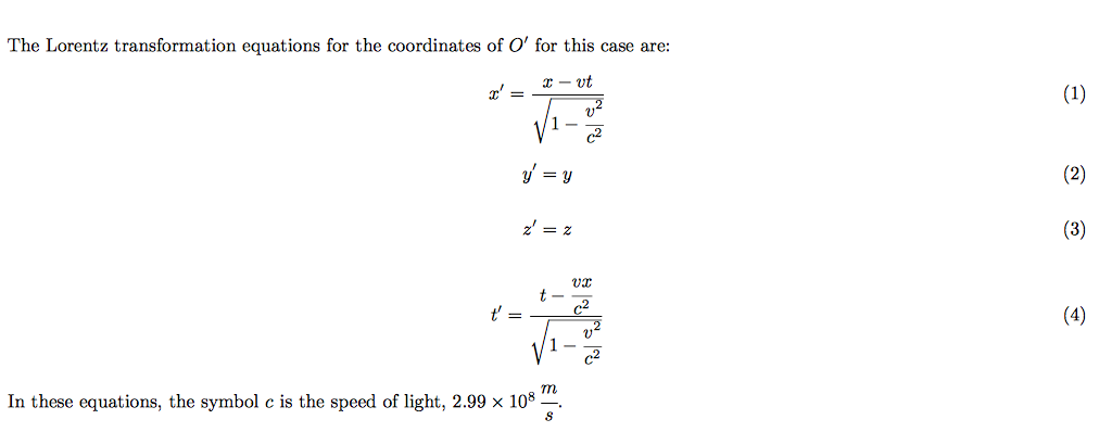Solved: ? Figure 1: Two Inertial Reference Frames With A R ...
