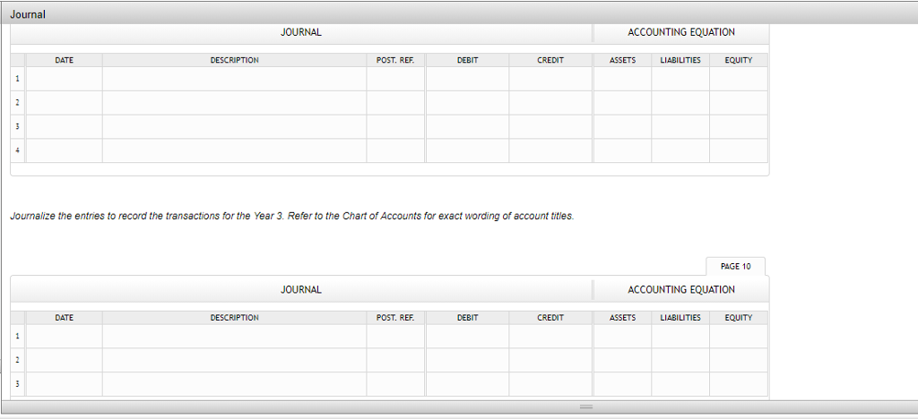 solved chart of accounts hoover corp general ledger asse