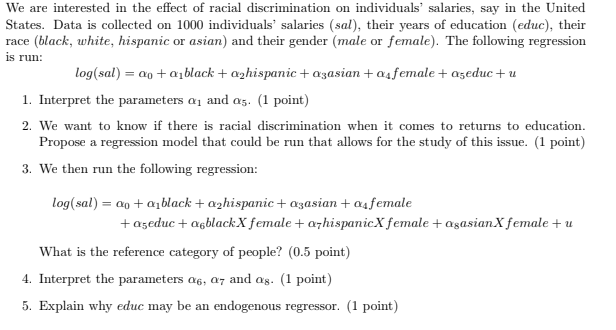 what are the effects of racial discrimination