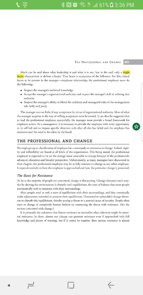 theory x and theory y in management