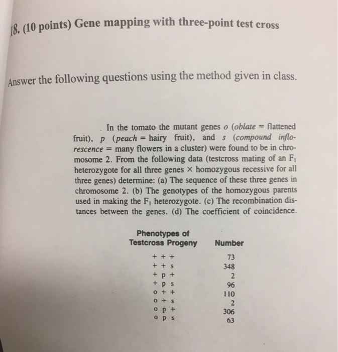 Solved: Answer The Following Questions Using The Method Gi ...