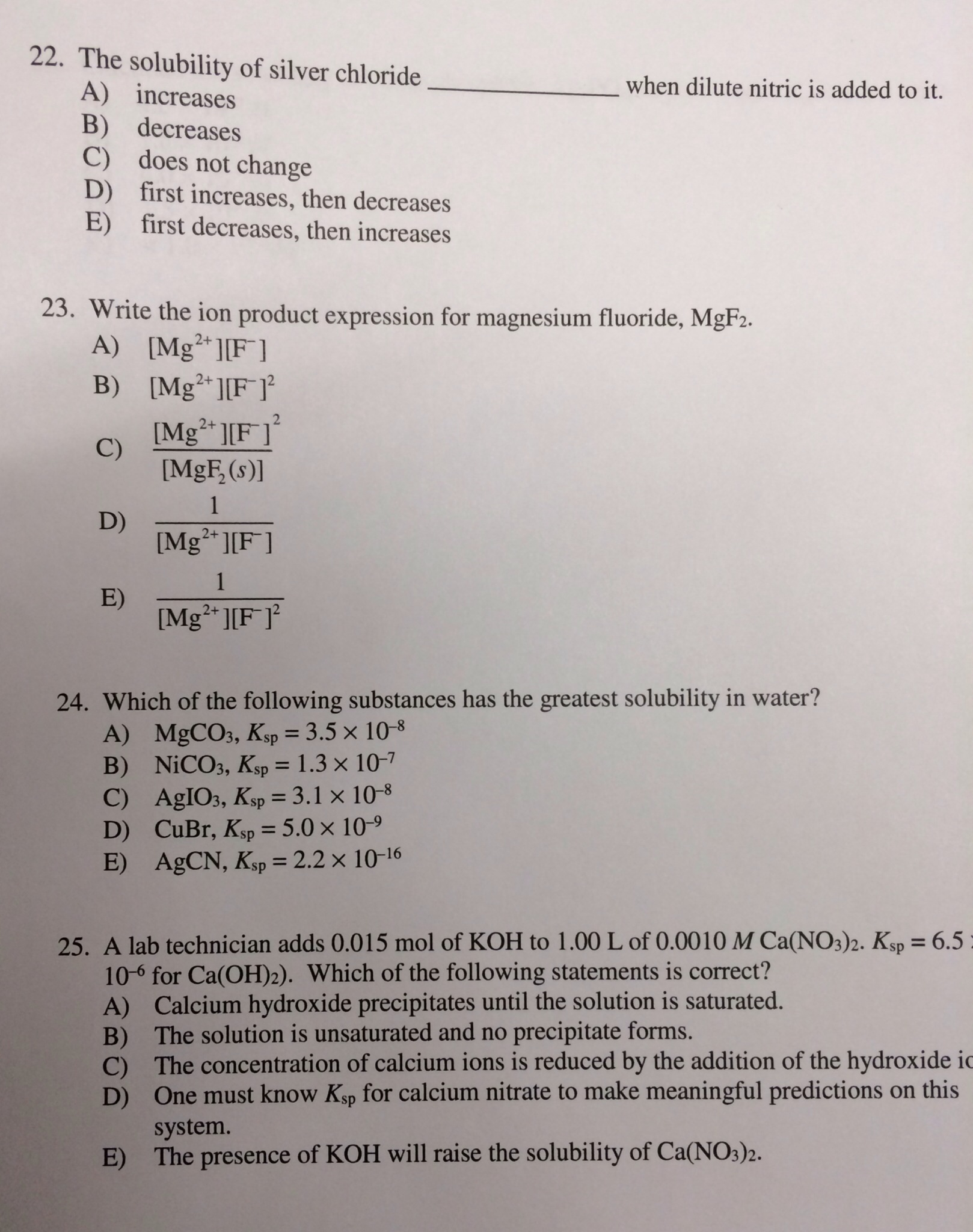Chemistry homework help yahoo answers