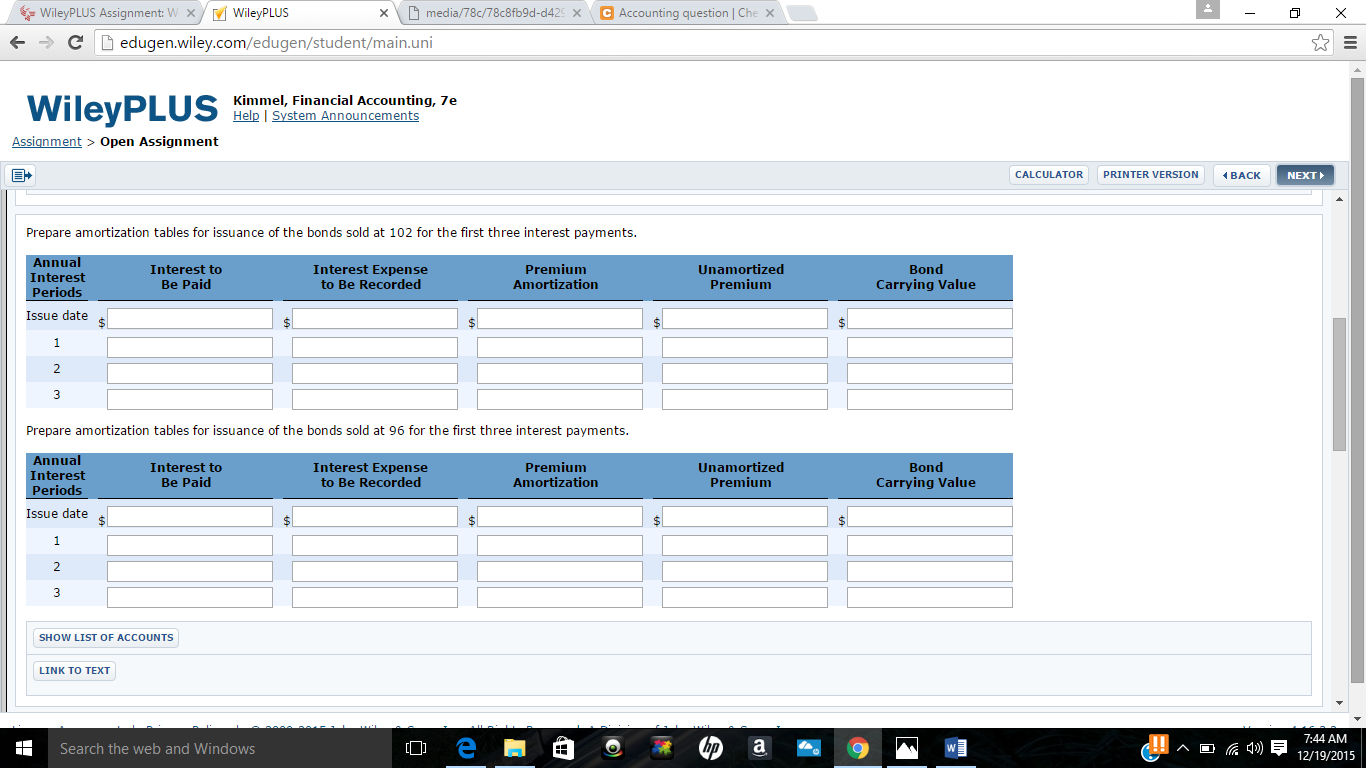 Images of Payroll Accounting 2012 Answer Key