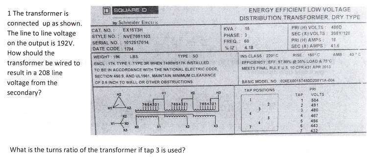 Transformer date codes