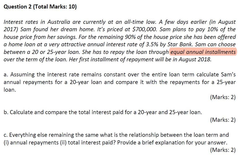 interest rate australia