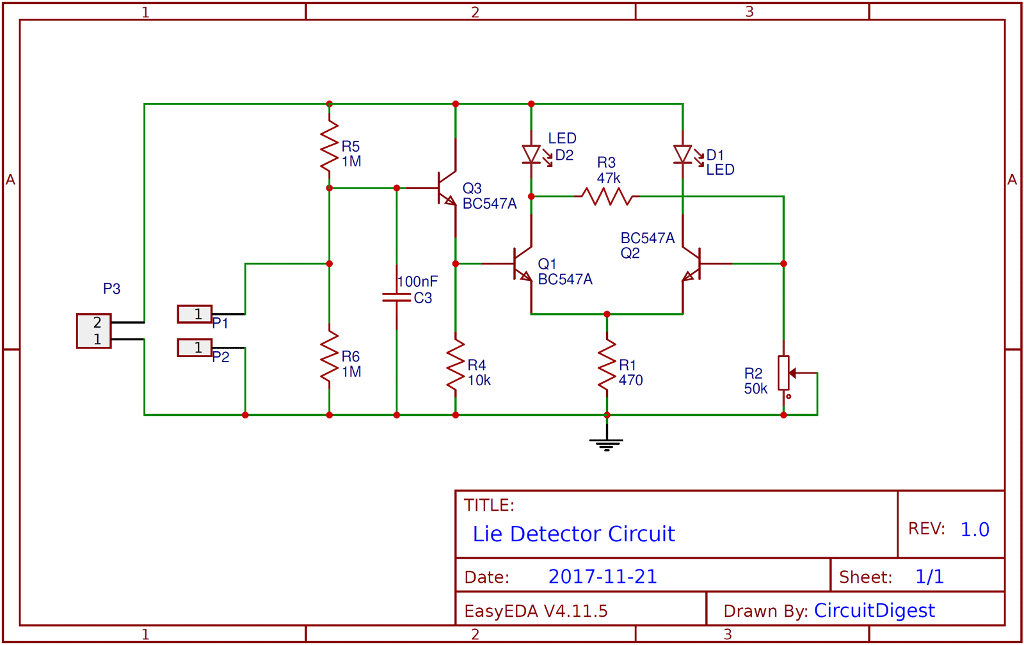 solved https circuitdigest com electronic circuits lie rh chegg com Schematic Circuit Diagram Basic Electrical Schematic Diagrams