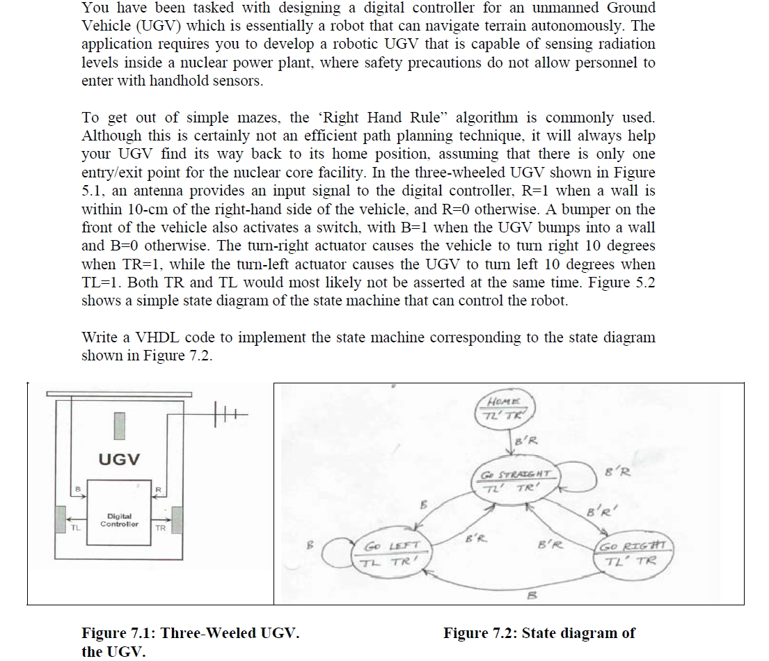 Solved You Have Been Tasked With Designing A Digital Cont Inside Nuclear Power Plant Diagram