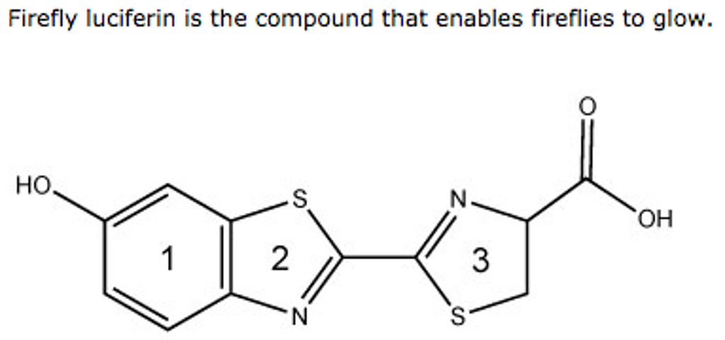 9e14671e8 The above structure exhibits three rings. Identify which of the rings are  aromatic.