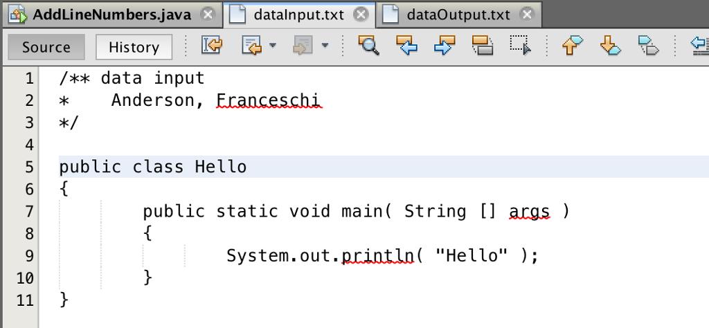 Solved: Program Instructions: Create A Java NetBeans Proje