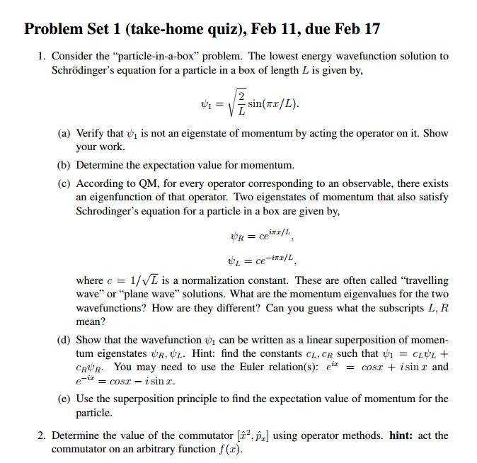 Solved: Physical Chemistry | Chegg com