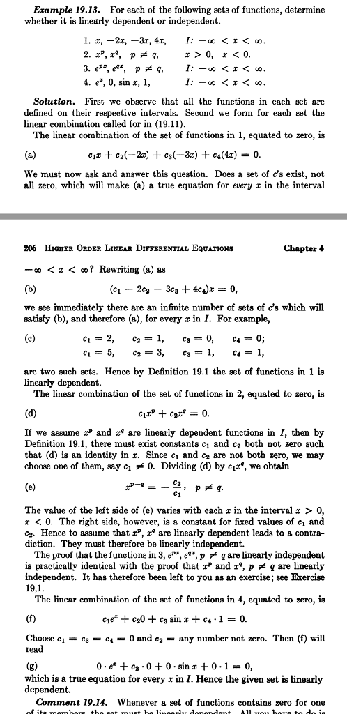 solved where example 19 13 2 is found below from ordinar rh chegg com Ordinary Differential Equation System Ordinary Differential Equations Textbook