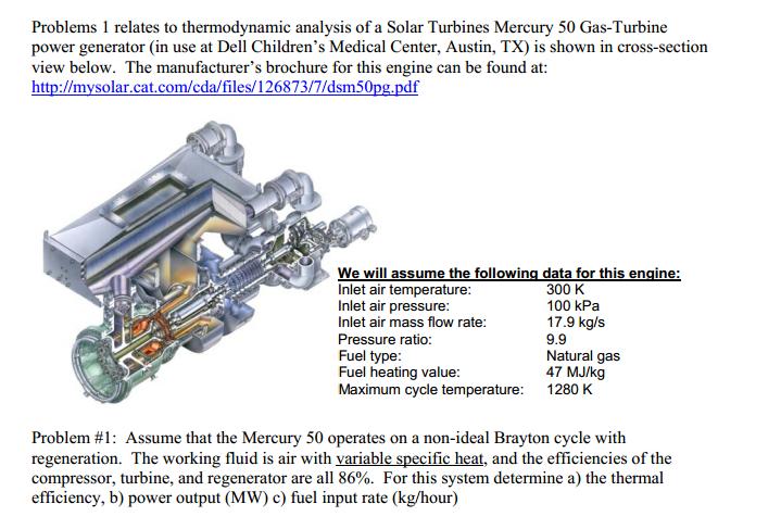 Solar Turbine Engine Diagram Example Electrical Wiring Diagram