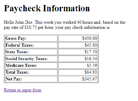 texas payroll calculator hourly