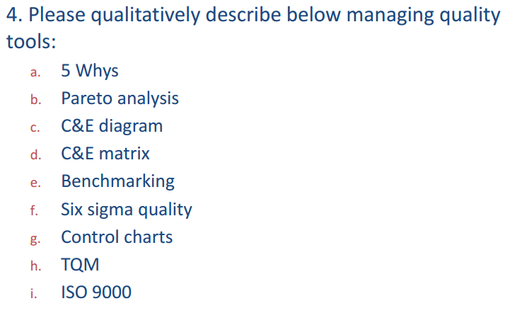 Solved please qualitatively describe below managing quali please qualitatively describe below managing quali ccuart Choice Image