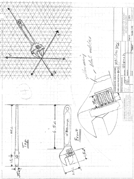 Solved In The Above Example Of Design Layout Sketch Cre