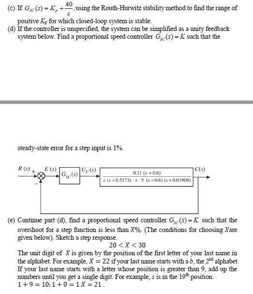 Solved: The Block Diagram Of A Possible Cascade Control Sc ...