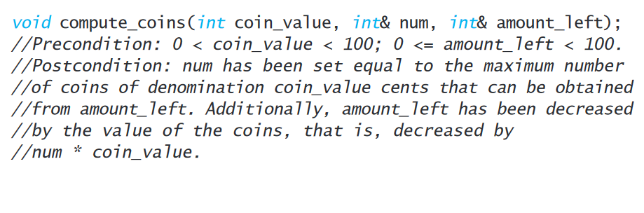 Solved: C++ Code For: Write A Program That Tells What Coin