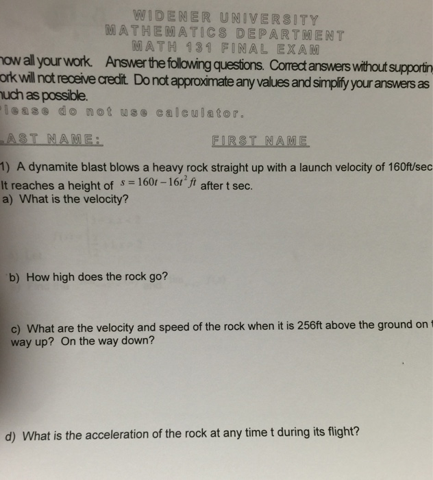 Solved: All Your Wok  Answer The Following Questions  Corr