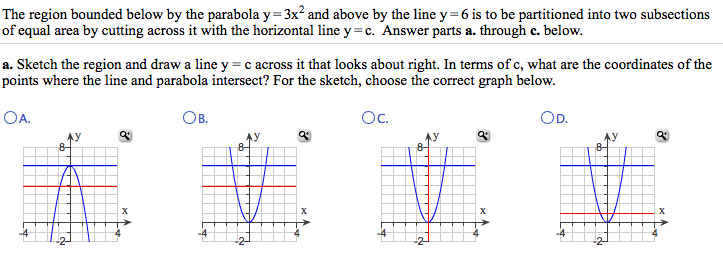 Calculus archive february 12 2015 chegg find the area bounded by the graphs of the indicated equations compute answers to three decimal places yx4 9x2 5 yx2 4 fandeluxe Gallery