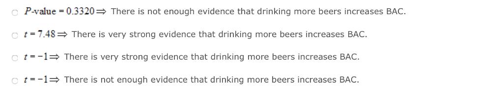 Beers BAC 5 0.1 2 0.03