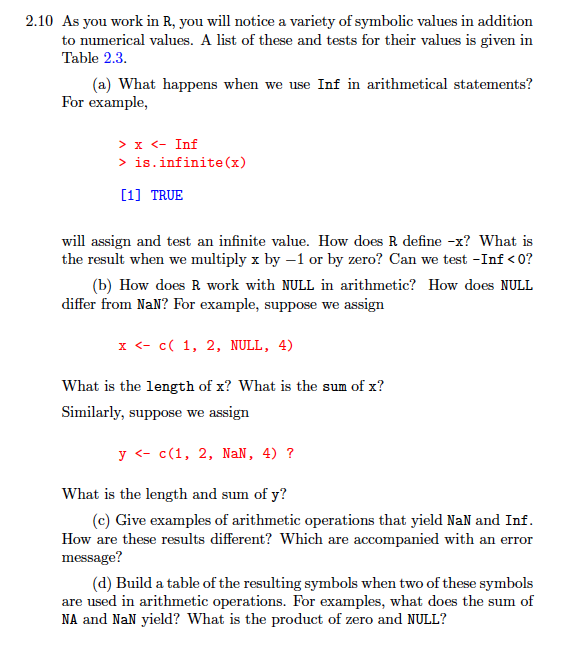 23 The Mean Absolute Deviation Of A Set Of Values Chegg