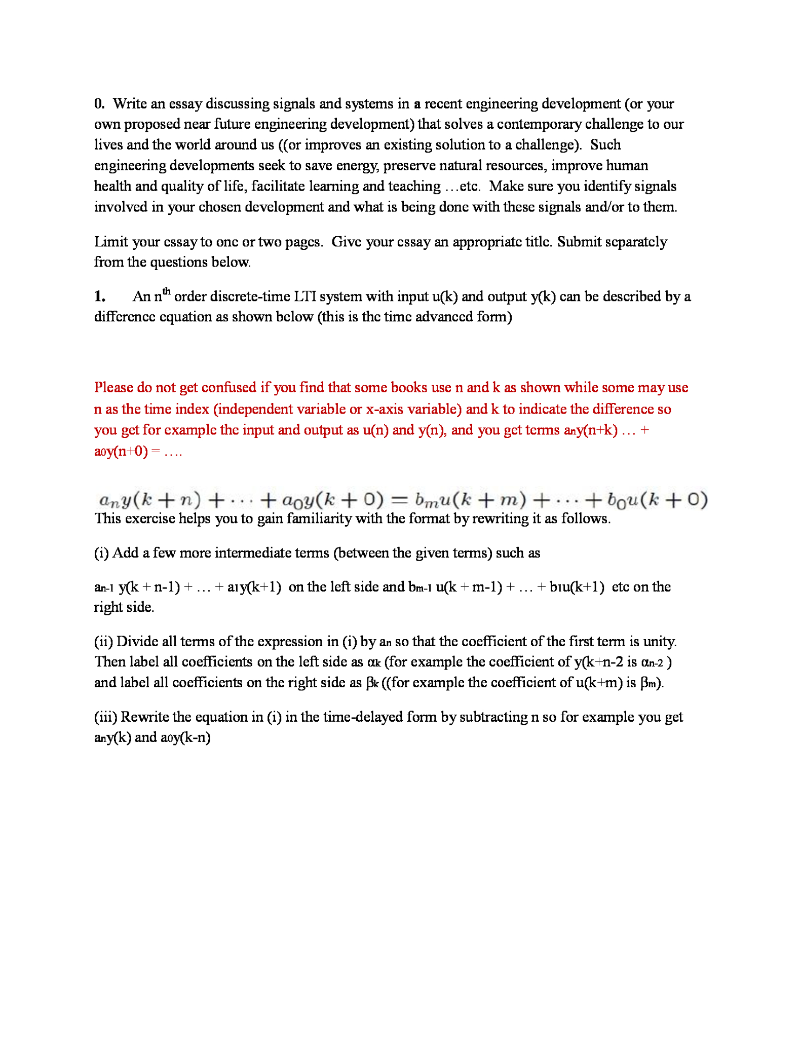 essay about k212