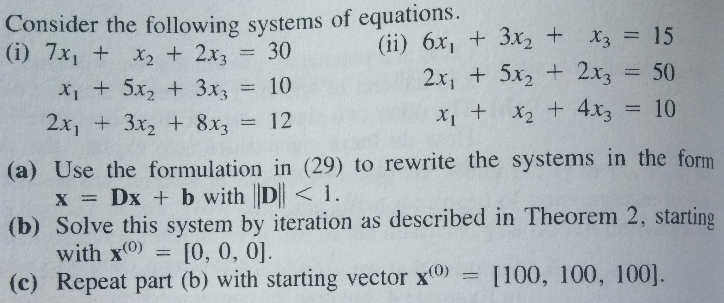 matrix 3x3 by 2x3 homework help