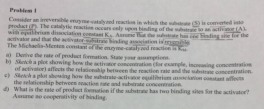 relationship between equilibrium constant and rate