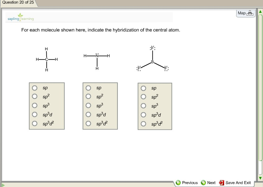 Add lone pairs, as needed, to the structure of caffeine.