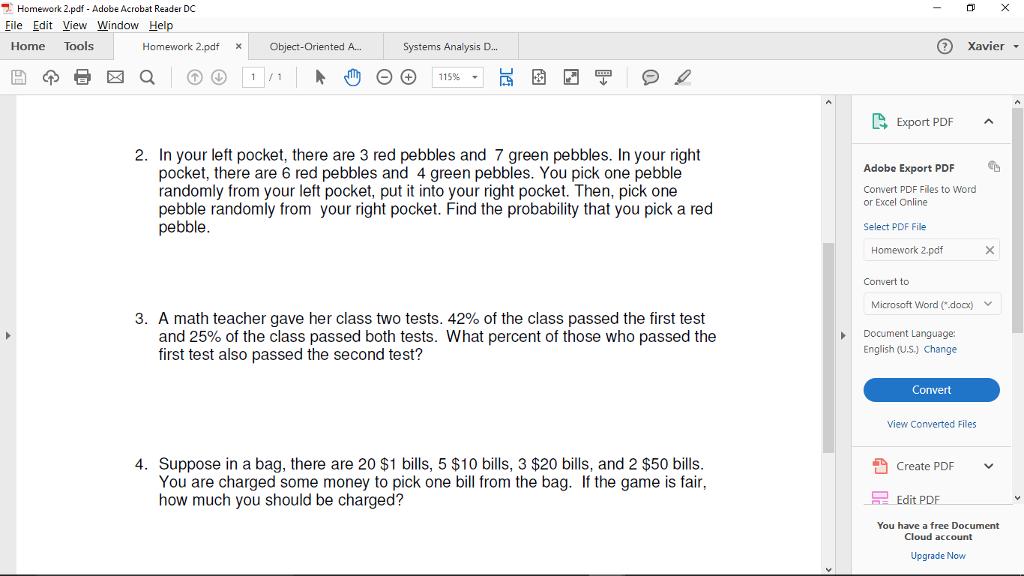 Adobe edit pdf acrobat pdf create