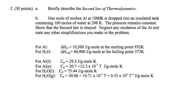 The thermodynamics an laws essay of write describing meditation opinion