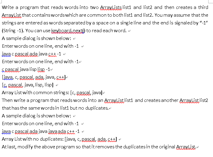 copy on write arraylist contains