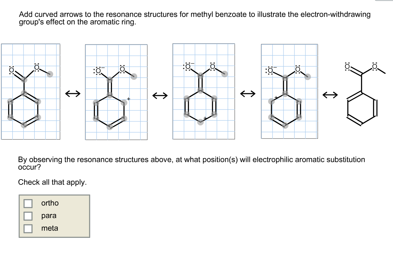 Methyl benzoate from benzene