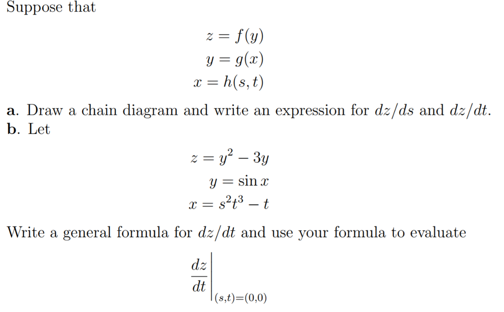 composition of three functions