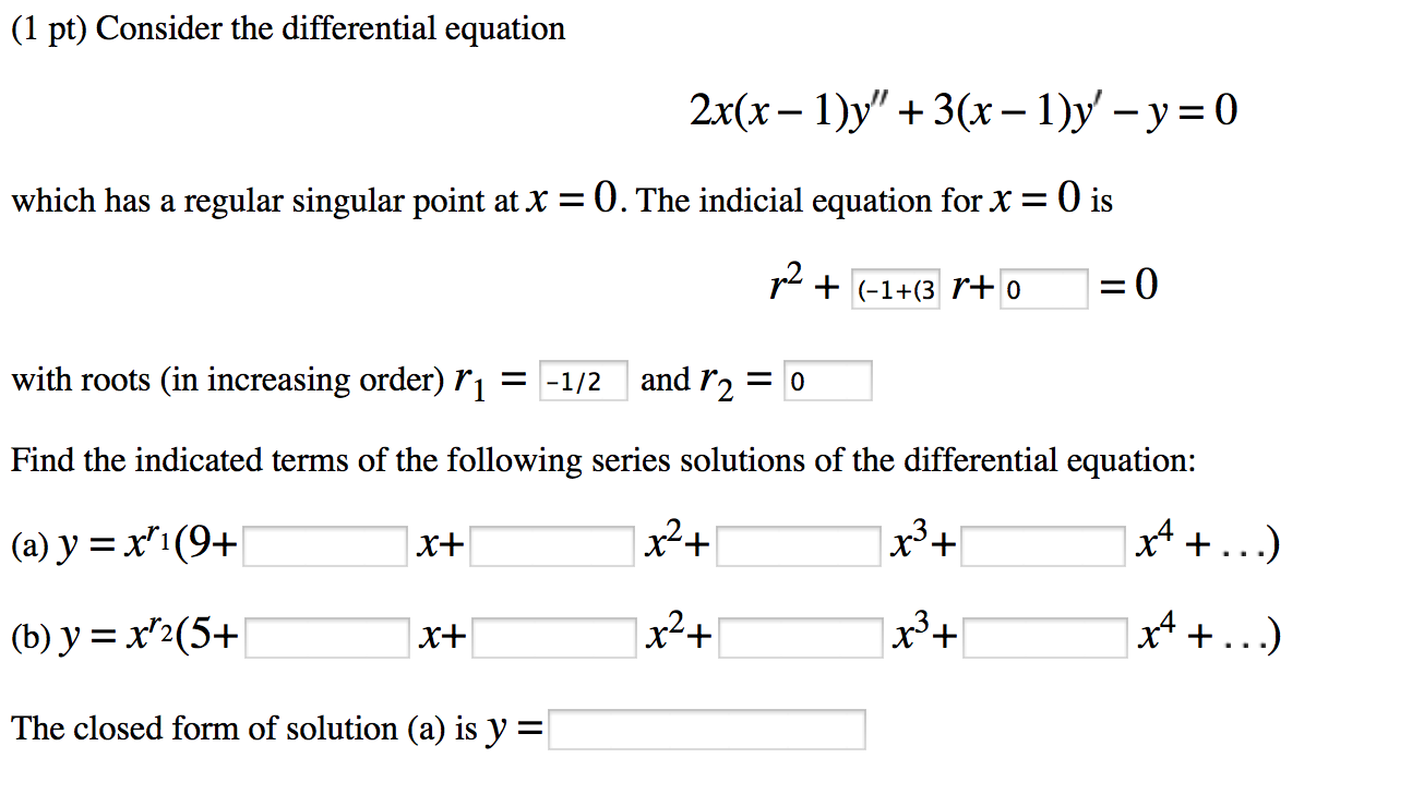 Equations homework help