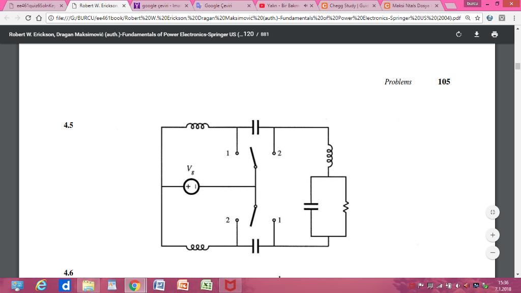 Fundamentals Of Power Electronics Erickson Pdf