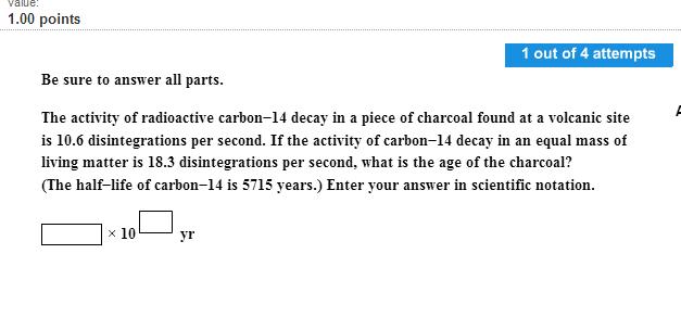 debunking radio carbon dating activity